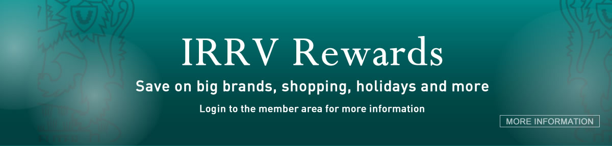 IRRV Rewards